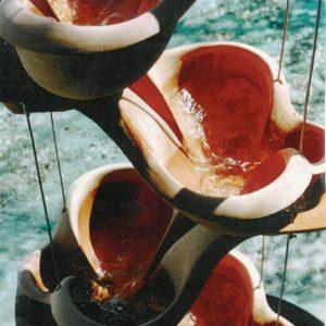 Chapeline céramique brute kit de dynamisation