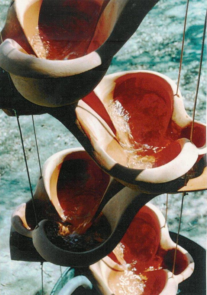 Chapeline Céramique brute