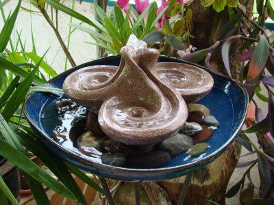 Très petite fontaine Triskell Pyrénées
